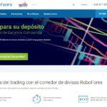 <b>RoboForex: Un Corredor Razonable Para Sus Actividades Comercio</b>