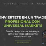 <b>Brókers de Bitcoin: Revisión de Universal Markets – Un Corredor de Confianza Para el Comercio de Criptomonedas (umarketspro.com)</b>