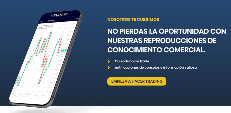 EuroXN La plataforma de negociación