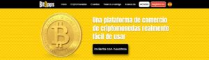 BitOpps pagina de inicio